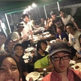 8/31 多磨BBQ!夏がまだ足りない方!