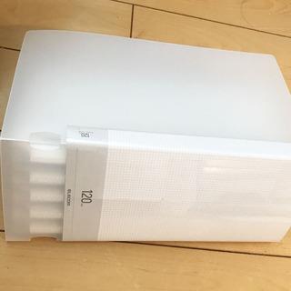 エレコム ELECOM DVD 120枚収納 ファイル CCD-...
