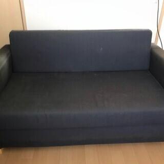 ソファベッド IKEA製 2人掛け