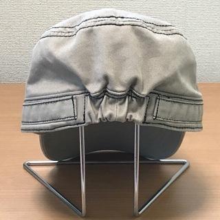 adidasアディダス/キャップ 男女兼用帽子/57-60cm - 服/ファッション