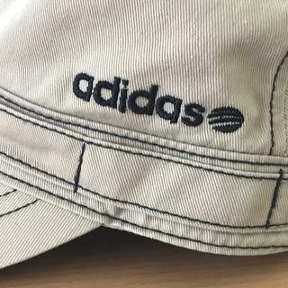 adidasアディダス/キャップ 男女兼用帽子/57-60cm - 売ります・あげます