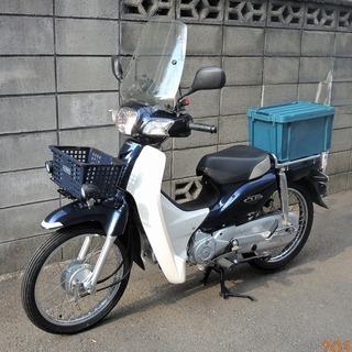 スーパーカブ110・角目・2012年・FIフューエルインジェクシ...