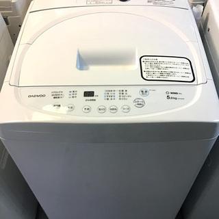 【送料無料・設置無料サービス有り】洗濯機 2018年製 DAEW...
