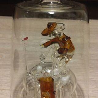 Lymington Glass(レミントン グラス)のガラス置物