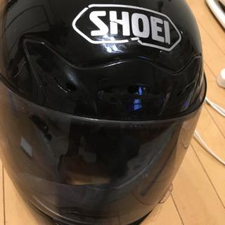 SHOEIフルフェイス  ヘルメット(size M)
