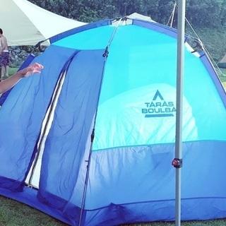 キャンプテント 4〜6人用