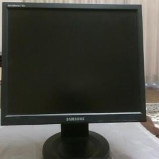 SAMSUNG 17インチ パソコンモニター