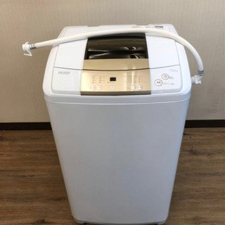 岡山発ハイアール 7.0kg全自動洗濯機 JW-K70NE 20...
