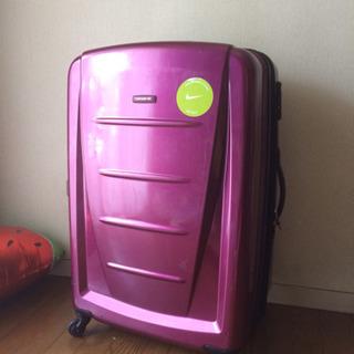 スーツケース サムソナイト-受渡予定者あり