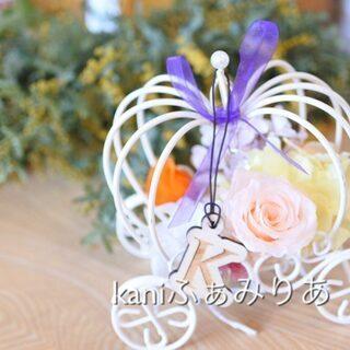 プリンセスシリーズ♥シンデレラ♥かぼちゃの馬車♥