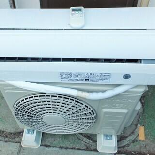 ☆日立 HITACHI RAS-A22E 白くまくん 冷暖房ルー...
