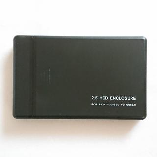 """外付けハードディスク 2.5"""" SATA HDD 500GB「送..."""