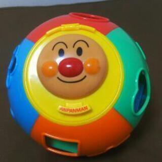 子供 おもちゃ 中古 アンパンマンブロック 知育遊び 遊び心の向上♪