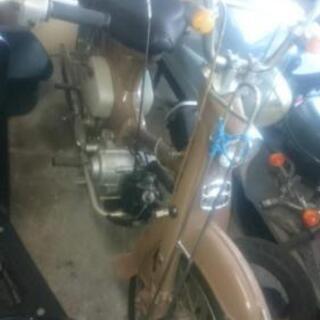 乗らなくなったバイク、原付回収いたします