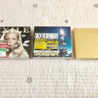 EXILE アルバム 3つセット