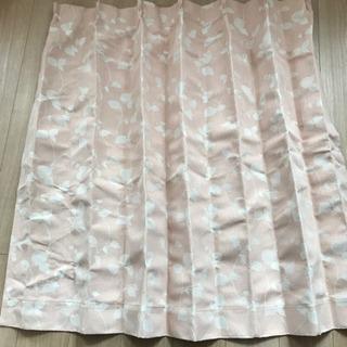 遮光カーテン 2枚セット 110×136