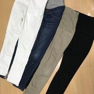 マタニティ♡ズボン 4本セット