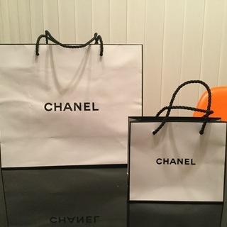 シャネル CHANEL 紙袋 ショッピングバッグ