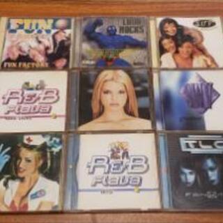 CD R&Bいろいろ26枚