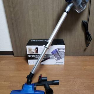 新品・未使用 サイクロン掃除機 1台2役 ハンディ&スティック ...