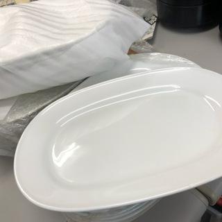 業務用洋皿小判型