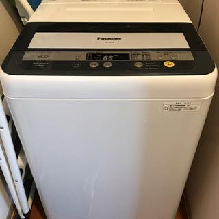 パナソニック 洗濯機 NA-F50B6