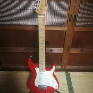 コンパクトエレキギター ストラトタイプ
