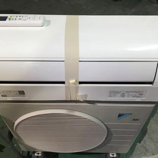 即日対応 福岡市内取付工賃込み ダイキン エアコン 6畳 2016年