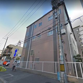 1棟大型倉庫・事務所♫駐車場スペース28台♫希少今津西線沿い♫