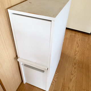 (0円)炊飯ジャー置き キッチン収納