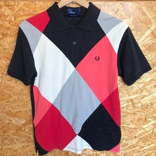 FRED PERRY (ポロシャツ レアカラー) 来店限定価格