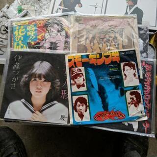 昭和なつかしのレコード