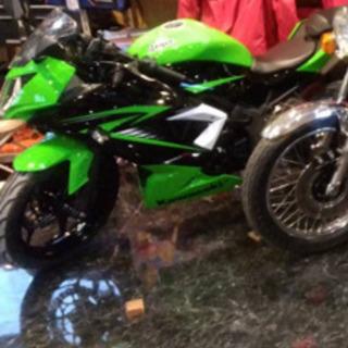 Kawasaki   ニンジャ 250cc