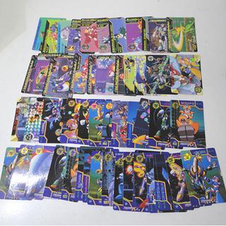 バンダイ ロックマン カード 54枚セット キラ2枚 トレ…