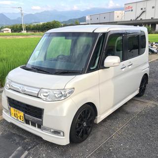 4WD‼︎ 車検ほぼ満タン‼︎ L385s タントカスタムX