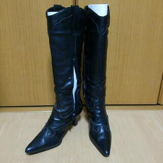 ブーツ①(黒)