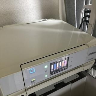 インクジェットプリンター EPSON EP-805AW