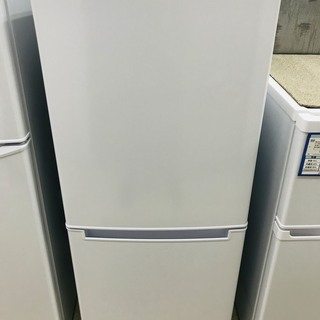 6ヶ月間動作保証付 2019年製 NITORI 2ドア冷蔵庫【ト...