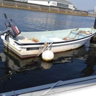 ヤマハボート14 ftレンタル 和船