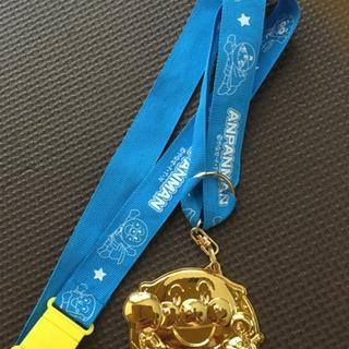 新品アンパンマン3way金メダル