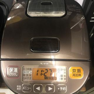 【リユース品】単身・学生・オフィスにオススメ! 象印 炊飯器 3...
