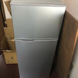 2ドア 冷蔵庫