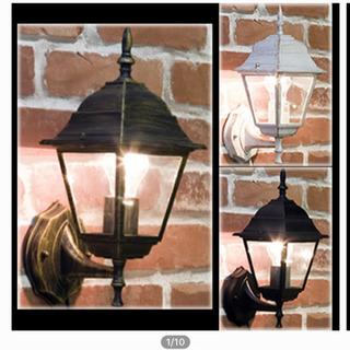 ブラケットランプ壁用照明 アンティーク調のウォールランプ♪
