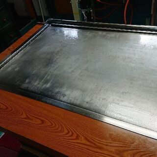 業務用鉄板(焼き専用カウンター)