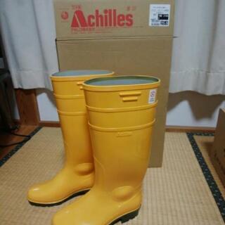 【新品箱付き】耐油長靴