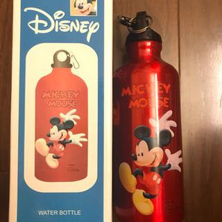 未使用 ミッキーマウス ウォーターボトル 450ml