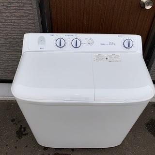 2017年製★Haier【二槽式洗濯機】洗濯6.5kg/JW-W...