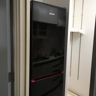 冷蔵庫 DAEWOO 240L