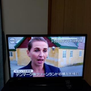 お得シャープ AQUOS 液晶テレビ  32型 2015年製 録...