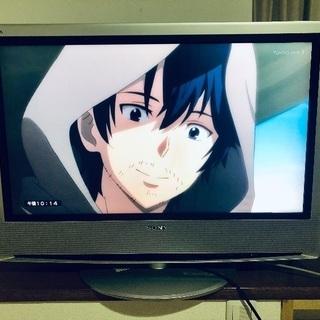 SONY 32インチ液晶テレビ